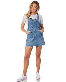 FOREVER STONED WOMENS CLOTHING WRANGLER PLAYSUITS + OVERALLS - W-951267-HV7