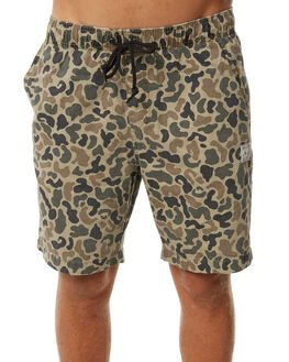 DUCK CAMO MENS CLOTHING RUSTY SHORTS - WKM0856DCA