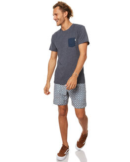 SLATE MENS CLOTHING RHYTHM TEES - JUL17-CT01-SLA