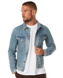 WORN CLEAN MENS CLOTHING NUDIE JEANS CO JACKETS - 160489B26