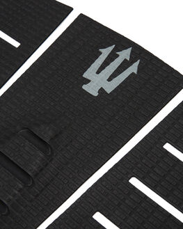 BLACK GREY BOARDSPORTS SURF FK SURF TAILPADS - 1206BKGRY