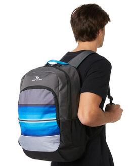 BLUE MENS ACCESSORIES RIP CURL BAGS + BACKPACKS - BBPZU10070