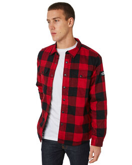 RAGE RED MENS CLOTHING THE NORTH FACE SHIRTS - NF0A3399Q8V