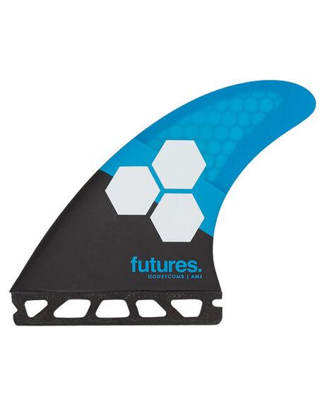 BLU BOARDSPORTS SURF FUTURE FINS FINS - AM1-010305
