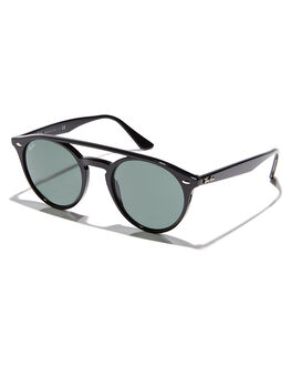 BLACK MENS ACCESSORIES RAY-BAN SUNGLASSES - 0RB427960171