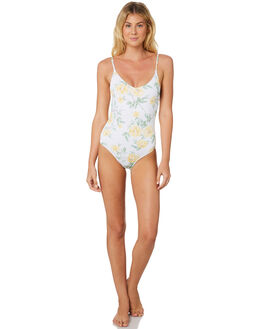 LEMON WOMENS SWIMWEAR RHYTHM ONE PIECES - APR19W-SW14-LEM