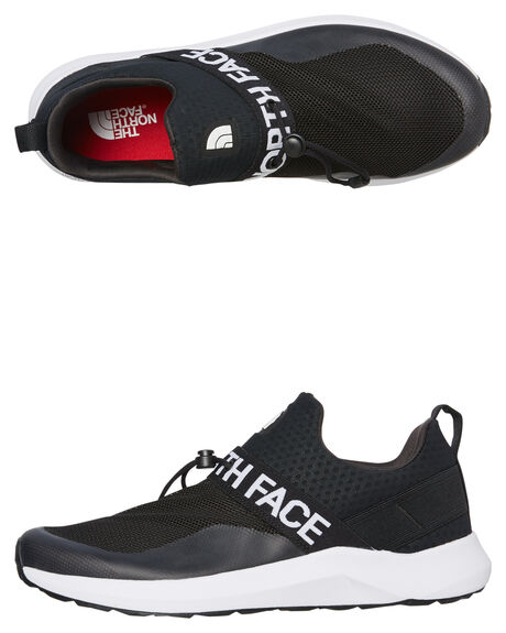 TNF BLACK MENS FOOTWEAR THE NORTH FACE SNEAKERS - NF0A3UZEKX7