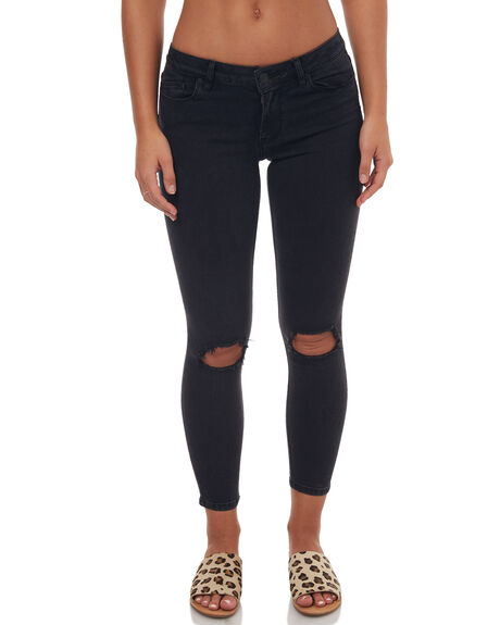 CRAWLER WOMENS CLOTHING RES DENIM JEANS - RW0982CRA