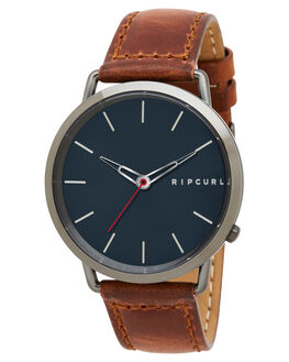 GUNMETAL MENS ACCESSORIES RIP CURL WATCHES - A29950036