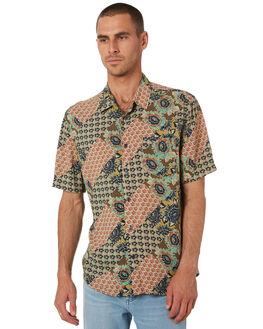 PAISLEY PANEL MENS CLOTHING WRANGLER SHIRTS - 901760NG0