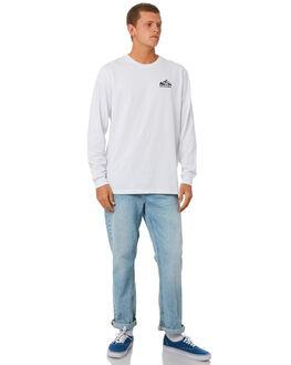 WHITE MENS CLOTHING PATAGONIA TEES - 38434WHI