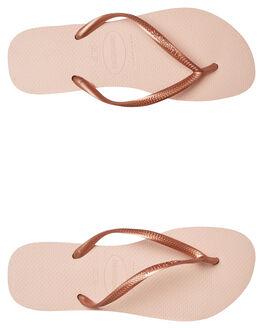 BALLET ROSE WOMENS FOOTWEAR HAVAIANAS THONGS - 40000300076