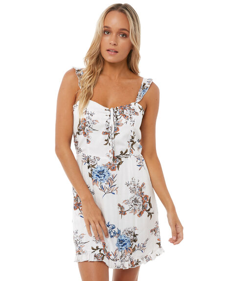 MULTI WOMENS CLOTHING MINKPINK DRESSES - MP1708555MULTI