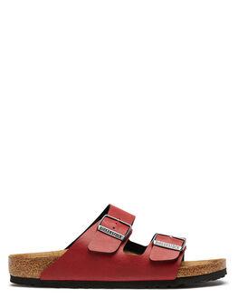 BORDEAUX WOMENS FOOTWEAR BIRKENSTOCK FASHION SANDALS - 1016644BORD
