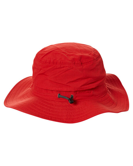 POMPEIAN RED MENS ACCESSORIES THE NORTH FACE HEADWEAR - NF00CF7TEGD