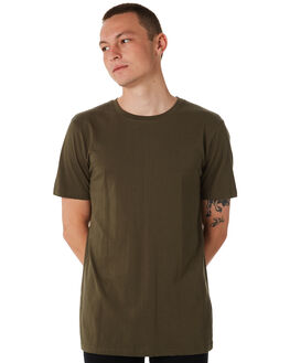 CAMO GREEN MENS CLOTHING DR DENIM TEES - 1611131327