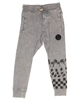 ACID GREY KIDS BOYS MUNSTER KIDS PANTS - MK182PA02AGRY