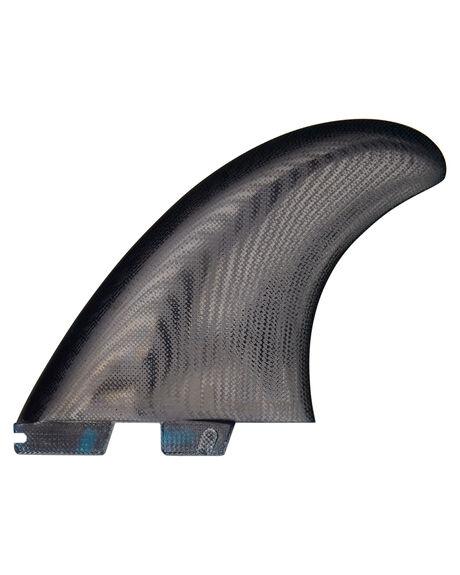 BLACK BOARDSPORTS SURF FCS FINS - FPTX-PG01-XL-TS-RBLK