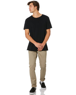 KHAKI MENS CLOTHING DR DENIM PANTS - 1310101-699