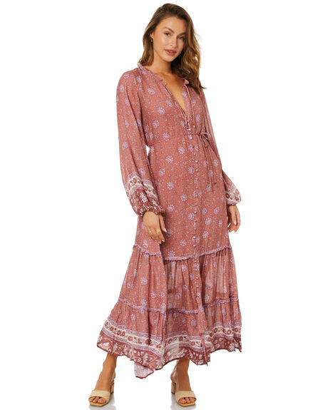 COPPER WOMENS CLOTHING TIGERLILY DRESSES - T615427CPR