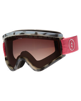 PINK TORT BROSE SIL SNOW ACCESSORIES ELECTRIC GOGGLES - EG1316602BRSR