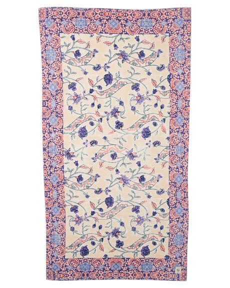 PINK BLUSH WOMENS ACCESSORIES BILLABONG TOWELS - 6672722APBLSH