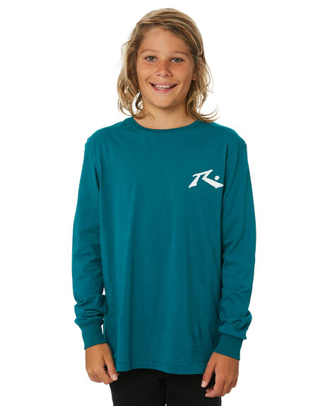 EVERGLADE KIDS BOYS RUSTY TOPS - TTB0593EVR