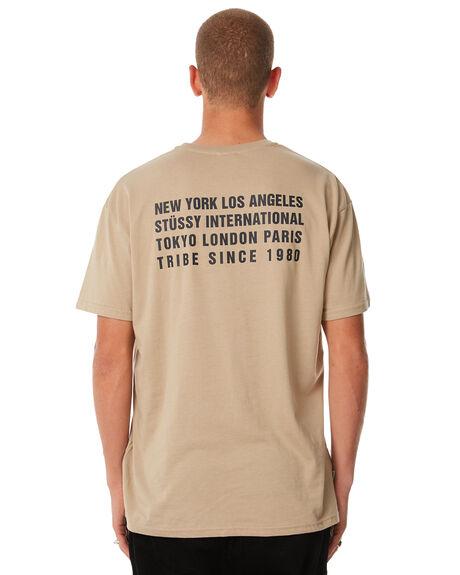 SAFARI MENS CLOTHING STUSSY TEES - ST086014SAF
