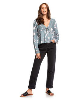 TROOPER ALAPA WOMENS CLOTHING ROXY FASHION TOPS - ERJWT03336-BLN6