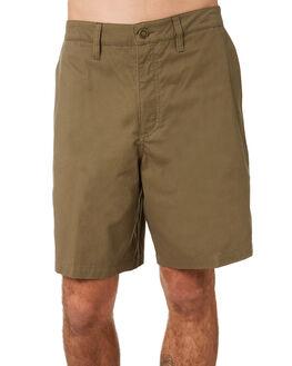 ARMY GREEN MENS CLOTHING DICKIES SHORTS - K4190802ARMG