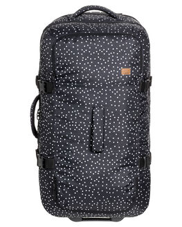 TRUE BLACK DOTS WOMENS ACCESSORIES ROXY BAGS + BACKPACKS - ERJBL03138KVJ8