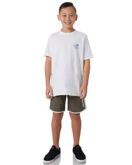 TWILIGHT MARSH KIDS BOYS HURLEY BOARDSHORTS - AO2217307