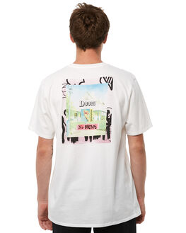 OFF WHITE OUTLET MENS NO NEWS TEES - N5182003OFFWHT