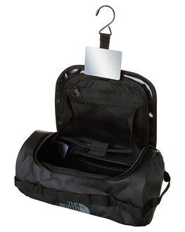 BLACK MENS ACCESSORIES THE NORTH FACE BAGS + BACKPACKS - NF00A6SRJK3
