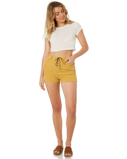 BUTTER WOMENS CLOTHING SOMEDAYS LOVIN SHORTS - IL18F1431BUT