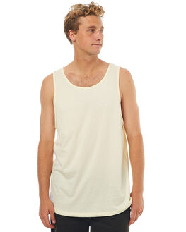 LEMON MENS CLOTHING RPM SINGLETS - 7SMT09CLMN