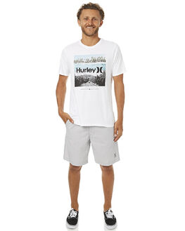 COOL GREY MENS CLOTHING HURLEY SHORTS - AMWSRAM06B