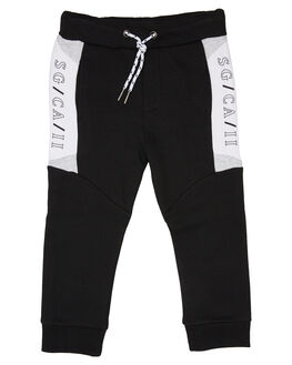 BLACK KIDS BOYS ST GOLIATH PANTS - 2832042BLK