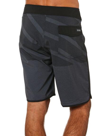 BLACK MENS CLOTHING VOLCOM BOARDSHORTS - A0812115BLK
