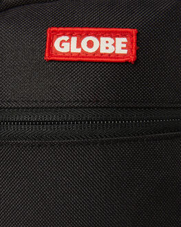 BLACK MENS ACCESSORIES GLOBE BAGS + BACKPACKS - GB71939012BLK