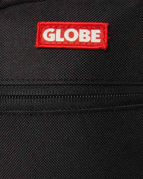 BLACK MENS ACCESSORIES GLOBE BAGS + BACKPACKS - GB71939012BLK