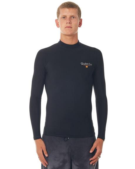 BLACK SURF RASHVESTS QUIKSILVER MENS - EQMWR03030KVJ0