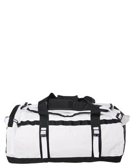WHITE MENS ACCESSORIES THE NORTH FACE BAGS + BACKPACKS - NF0A3ETPLA9