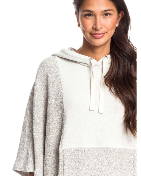 SNOW WHITE WOMENS CLOTHING ROXY JUMPERS - ERJFT04173-WBK0