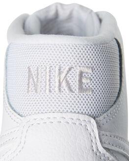 WHITE WOMENS FOOTWEAR NIKE SNEAKERS - 923112100