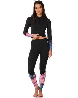 PINK TURQOISE BOARDSPORTS SURF KASSIA SURF WOMENS - 2PSYCHLEGPNKT