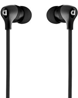 BLACK MENS ACCESSORIES AUDIOFLY AUDIO + CAMERAS - AF221-3-01BLK