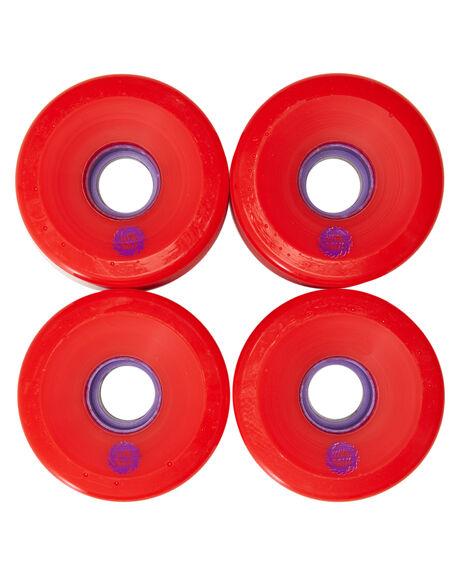 RED BOARDSPORTS SKATE SANTA CRUZ ACCESSORIES - S-SCW2504RED