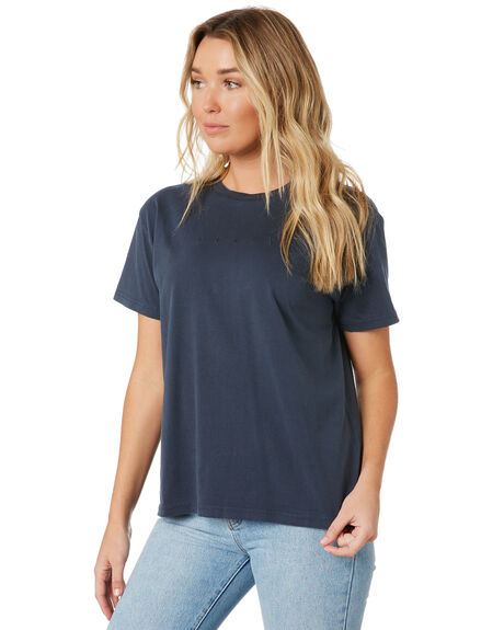 OMBRE WOMENS CLOTHING RUSTY TEES - TTL1114-OMB