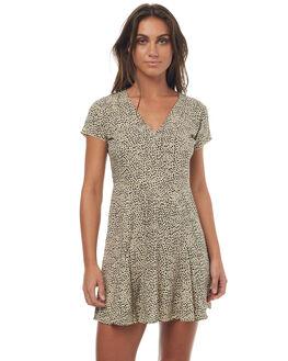 LEOPARD PRINT WOMENS CLOTHING RUE STIIC DRESSES - SO1703PLEOP